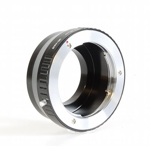 Minolta MD Lens to Micro Four Thirds Adaptor - Minolta MD Lens to Micro Four Thirds Camera Adaptor